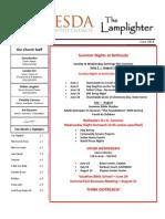 June 2013 Lamplighter