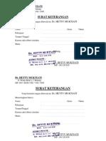 Surat Keterangan Sakitdocx