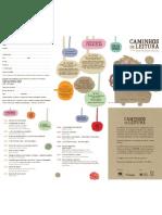 Programa caminhos de leitura 2009