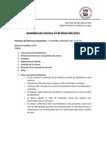 Asamblea 05-29