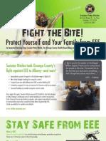 Fight the Bite 2013