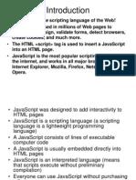 Javascript Updated