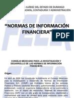 NIF y Normas Internacionales25