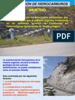 Clase 8 Genesis de Los Hidrocarburos