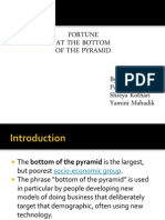 Fortune at the-Bbottom of Pyramid