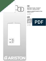Manual Instalare Ariston-UNO
