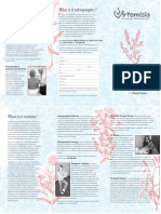 Artemisia Brochure