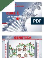 Genetica MD CURS 1 25 02 13