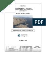 CODELCO - ESPESADORES Apendice_1.7-Manual_de_Operaciones