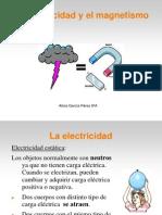 La_electricidad_ y_ el_ magnetismo Alicia 6º A