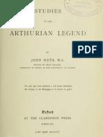 Studies in the Arthurian Legend - Sir John Rhys (1891)