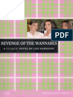 Revenge of the Wannabes - Lisi Harrison
