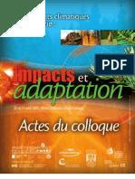 8 - Actes-colloque Baie-Comeau 2005
