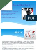 Diabetes Mellitus Tipo Ll