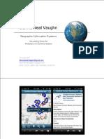 Dennis Neal Vaughn - GIS Portfolio