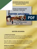 Aduanas Maestria II