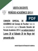 Comunicado Encuesta123456789