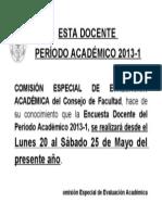 Comunicado Encuesta1234567890
