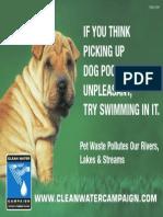 Cwc Petwaste Poster
