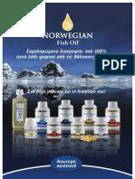 Norwegian Omega 3
