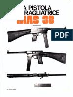 Pistola Mitragliatrice MAS 38