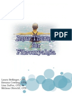 Aqua Therapy for Fibromyalgiaby Bellinger, Cowling, DaFoe and Obrecht