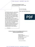 Aereo v. CBS - Memorandum of Law in Support of Defendants' Motion to Dismiss or Stay