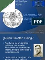 Máquina de Turing con JFlap