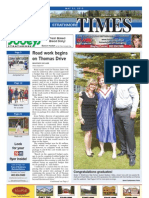 may 31 strathmore times