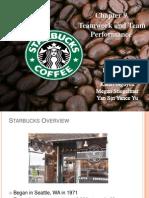 MHR 318 Starbucks