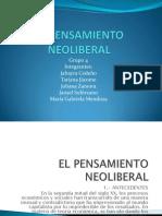 EL PENSAMIENTO NEOLIBERAL.pptx DIAS.pptx
