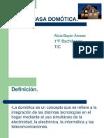 CASA DOMÓTICA..ppt