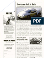 Treser Roadster Autoweek June 1 1987