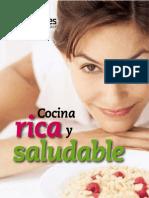 Cocina Rica y Saludable