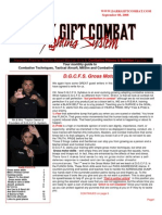 Reality Based Combatives & Reality based Self Defense issue5