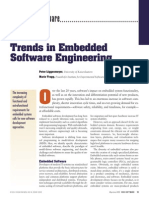trend in embedded software engineering