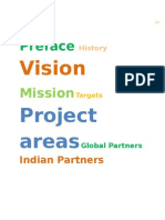 Annual Report AMAIDI Volunteering in India 2008