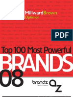 BrandZ 2008 Report