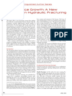 0-Concept in Hydraulic Fracturing