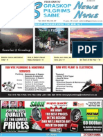 GPS News - Edition 1 - 2013