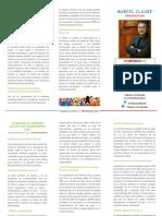 Tríptico Marcel Claude - 10 medidas claves gobierno