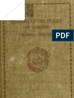 Daniel Defoe - Journal of the Plague Year (1896)