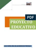 Proyecto Educativo Trevelez. PDF