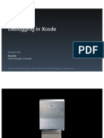 Session 412 - Debugging in Xcode
