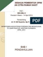 Referat Forensik dan medikolegal