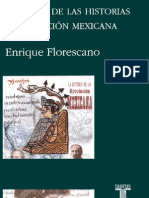 Florescano Enrique - Historia De Las Historias De La Nacion Mexicana.pdf