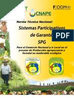 Norma Ta Cnica Nacional de Los Spg s