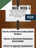Tutorial Week 5 - TSL3109
