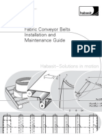 Fabric Conveyor Belts Installation and Maintenance Guide