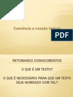 Coerencia e Coesao Textual (2)